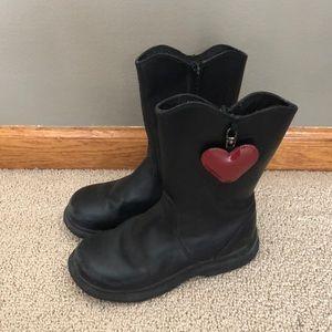 Stride Rite Black Boots